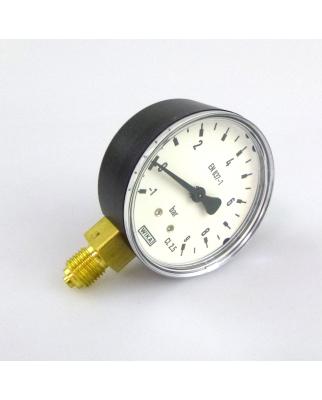 WIKA Manometer RE63 OVP
