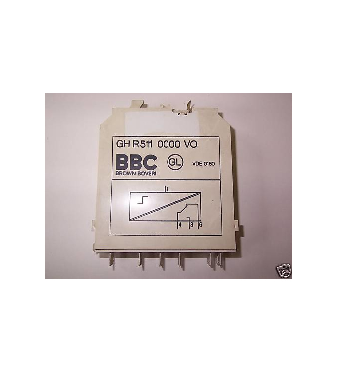 BBC Modul GH R 511 0000 VO GEB