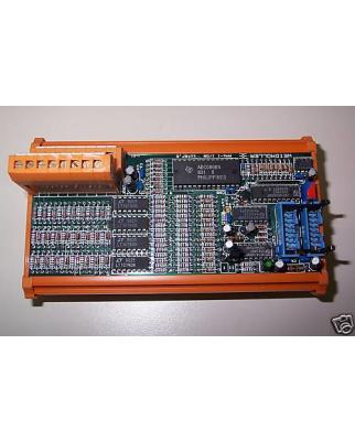 Weidmüller Analogeingang MM1-I I/DB 11467.6 NOV