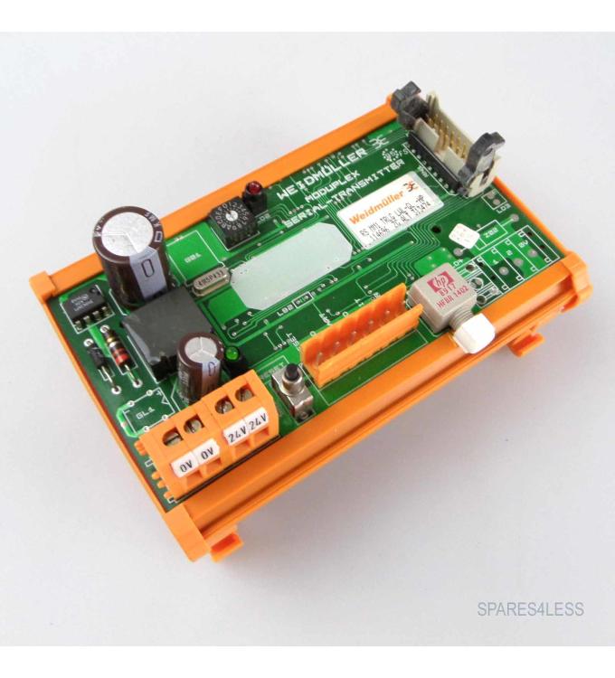 Weidmüller Moduplex Serial Transmitter MM1-TRLG 114696 GEB