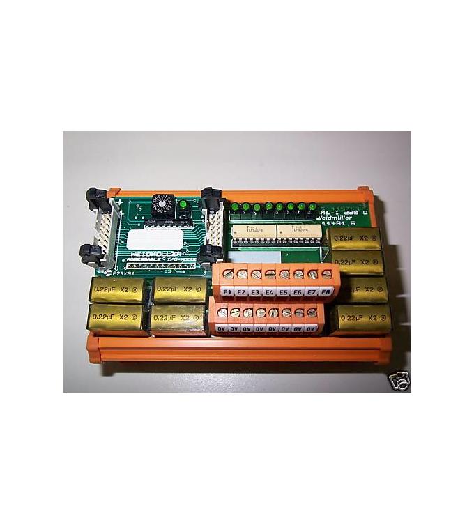 Weidmüller Optokoppler MM1-I 220 NOV