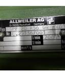 ALLWEILER AG Schraubenspindelpumpe SPF 20 R56 GQ-W61 GEB