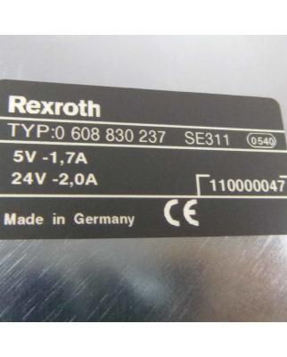 Bosch Rexroth Baugruppe SE311 0608830237 GEB