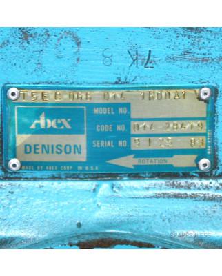 DENISON Hydraulics Flügelzellenpumpe T5EC 066 014 1R00A1 NOV