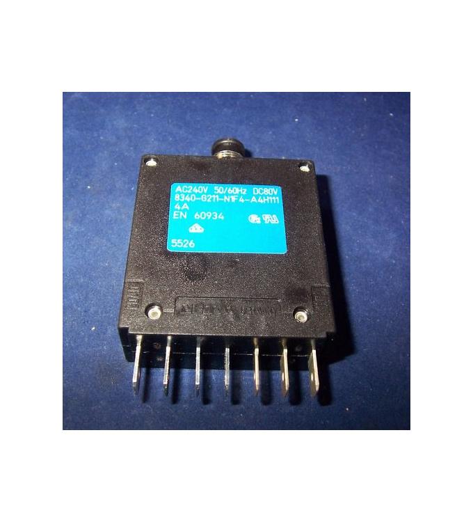 E-T-A Schutzschalter 8340-G211-N1F4-A4H111 4A NOV