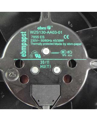 ebm-papst Axiallüfter W2S130-AA03-01 230V GEB