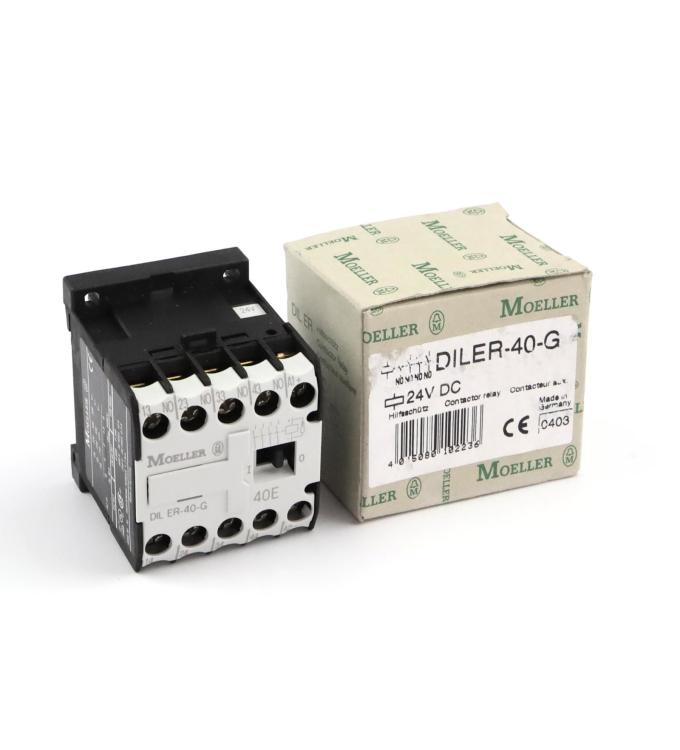 Klöckner Moeller Hilfssschütz DILER-40-G OVP