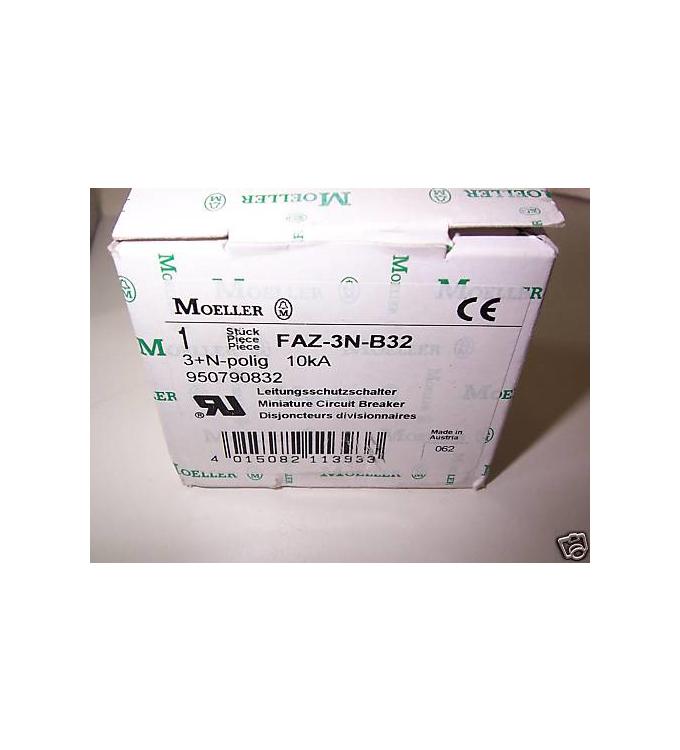 Klöckner Moeller Leitungsschutzschalter FAZ-3N-B32 OVP