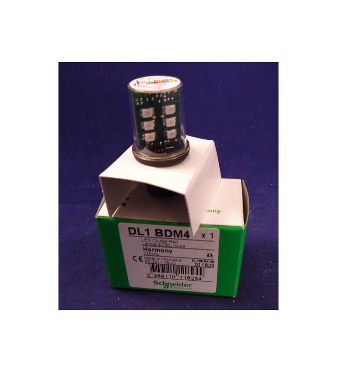 Schneider Electric Leuchtdiode rot DL1BDM4 011825 OVP