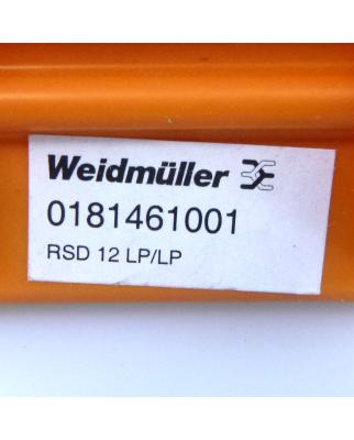 Weidmüller Diodenbaustein RSD 12 LP/LP 0181461001 GEB