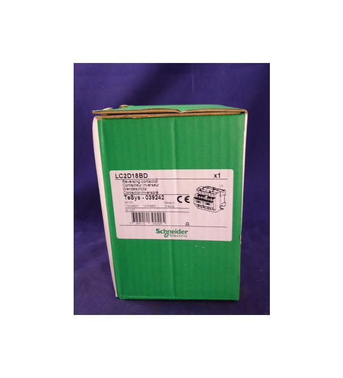 Schneider Electric Wendeschütz LC2D18BD 039242 OVP