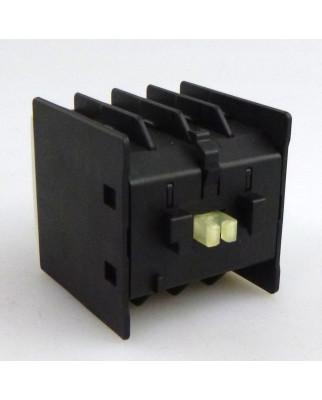 Siemens Hilfsschalterblock 3RH1911-1GA40 OVP