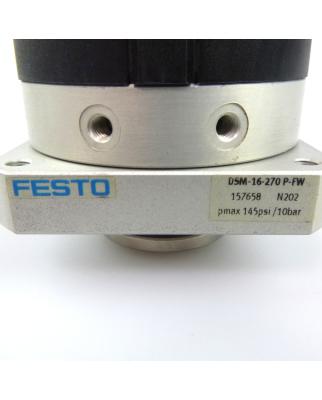 Festo Schwenkmodul DSM-16-270-P-FW 157658 GEB