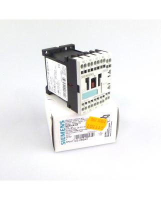 Siemens Hilfsschütz 3RH1122-2BB40 OVP