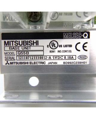 Mitsubishi Electric Base Unit Q55B GEB
