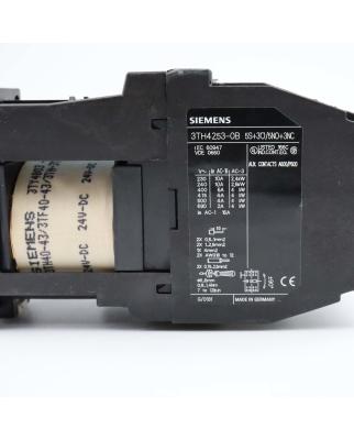 Siemens Schütz Hilfsschütz 3TH4253-0BB4 OVP