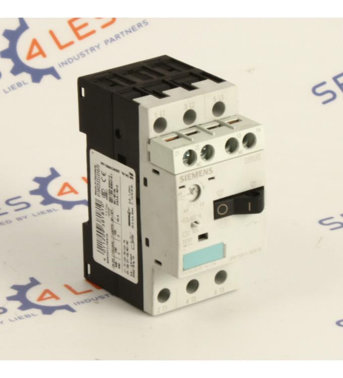 Siemens Leistungsschalter 3RV1011-1EA15 GEB