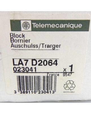 Telemecanique Anschlußblock LA7D2064 023041 OVP