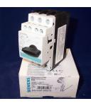 Siemens Leistungsschalter 3RV1021-0GA15 OVP