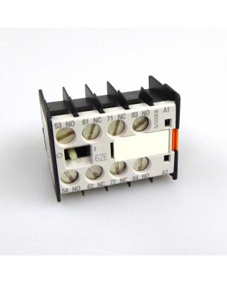Siemens Hilfsschalterblock 3TX4422-0A GEB