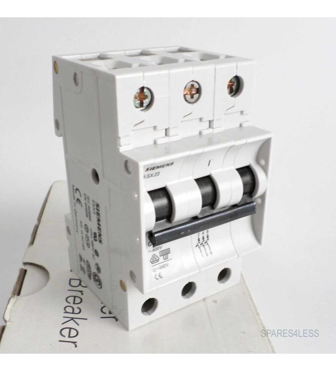 Siemens Leitungsschutzschalter 5SX2301-7 NOV