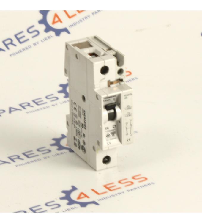 Siemens Leitungsschutzschalter 5SX2104-7 + 5SX9100HS GEB