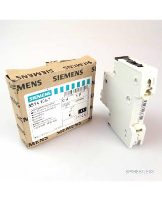 Siemens Leitungsschutzschalter 5SY4104-7 OVP