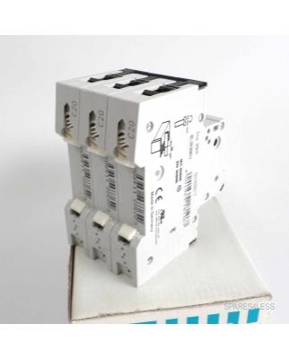 Siemens Leitungsschutzschalter 5SY4320-7 NOV