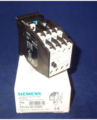 Siemens Schütz Hilfsschütz 3TH4280-0AP0 OVP