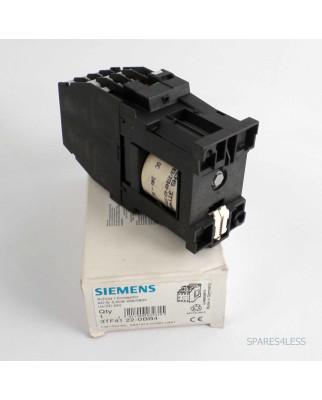 Siemens Schütz 24V/5kW/400V  3TF4122-0BB4 OVP