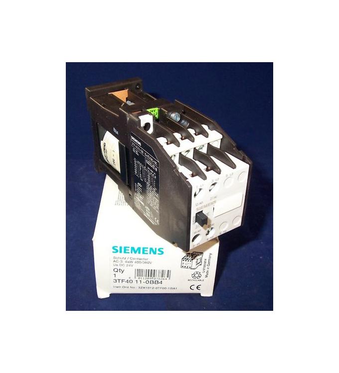 Siemens Schütz 3TF4011-0BB4 OVP