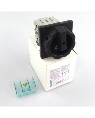 Siemens Hauptschalter 3LD2555-0TK51 OVP