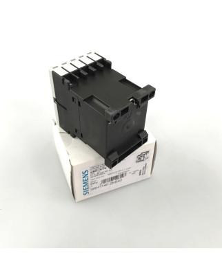 Siemens Hilfsschütz 3RH1140-2BB40 OVP