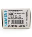 Siemens VARISTOR 3RT1926-1BB00 OVP