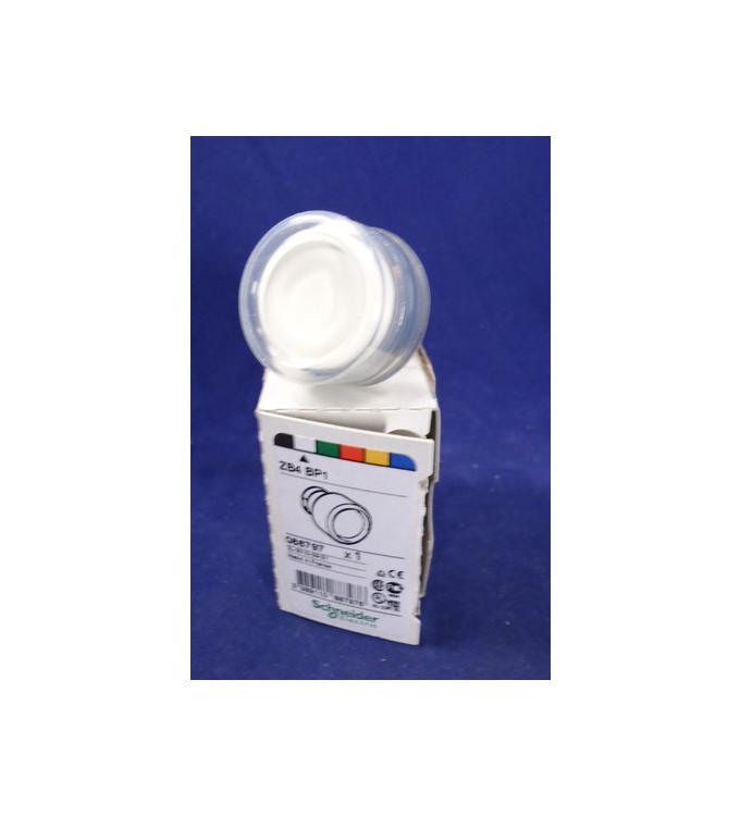 Telemecanique Drucktaster weiss ZB4 BP1 088797 OVP