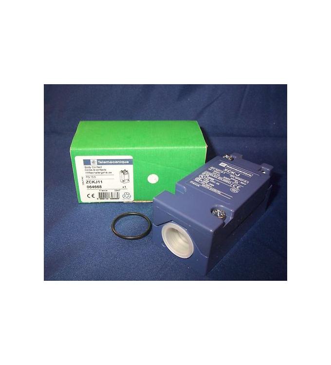 Telemecanique Hilfsschaltergehäuse ZCKJ11 064668 OVP
