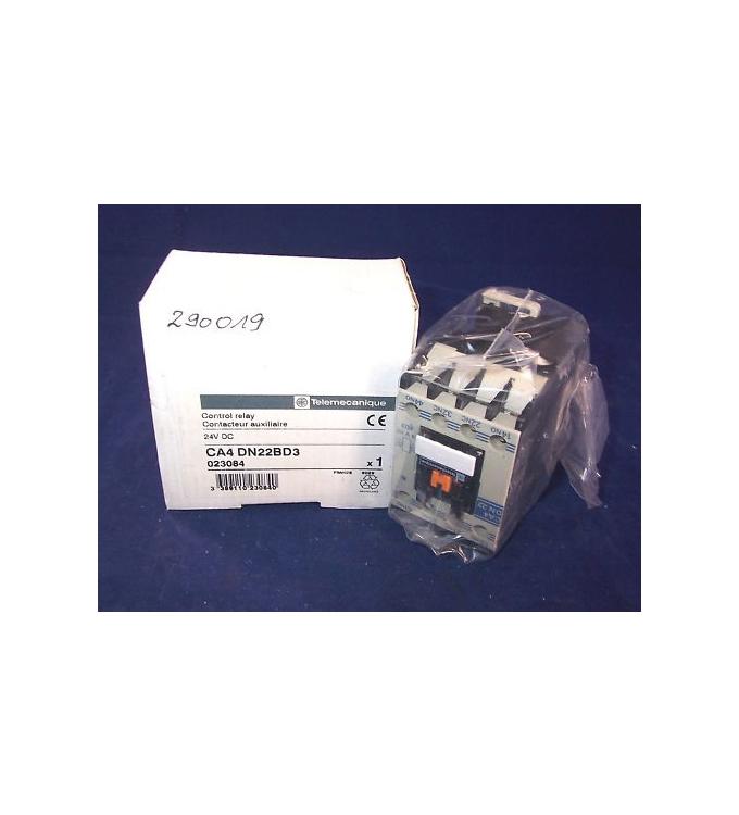 Telemecanique Hilfsschütz CA4 DN22BD3 CA4DN22BD3 023084 OVP
