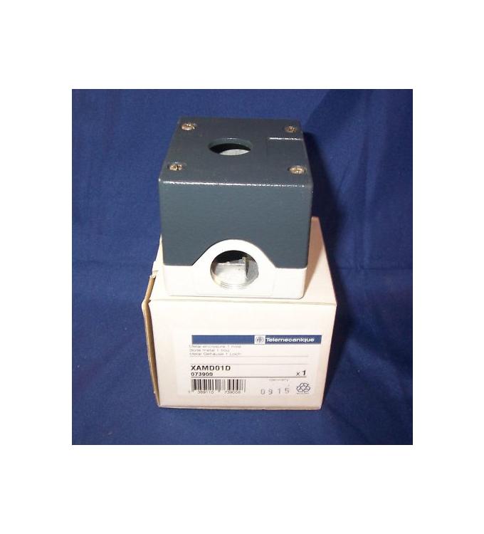 Telemecanique Metallgehäuse XAMD01D 073900 OVP
