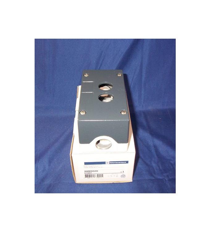 Telemecanique Metallgehäuse XAMD02D 073901 OVP