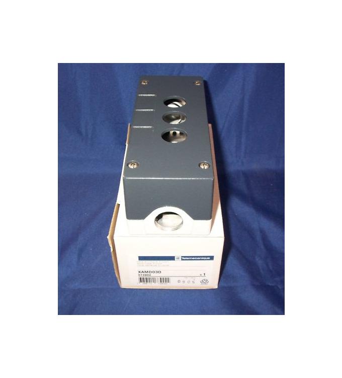 Telemecanique Metallgehäuse XAMD03D 073902 OVP