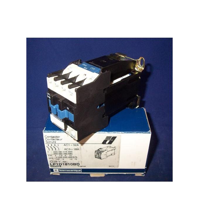 Telemecanique Schütz LP1D1810BD 023378 OVP