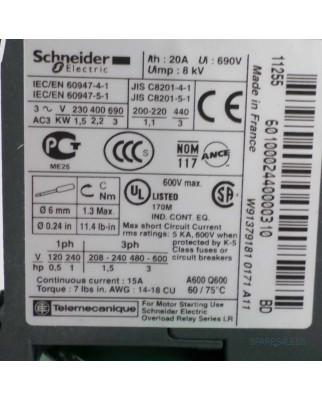 Telemecanique / Schneider Schütz LP1K0601BD 036321 OVP