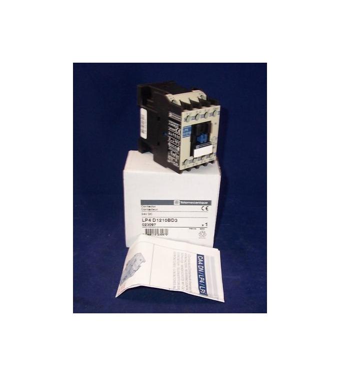 Telemecanique Schütz LP4D1210BD3 023097 OVP