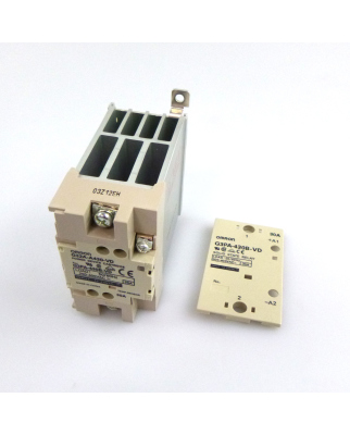 Omron Solid State Relay G3PA-430B-VD 12-24VDC NOV