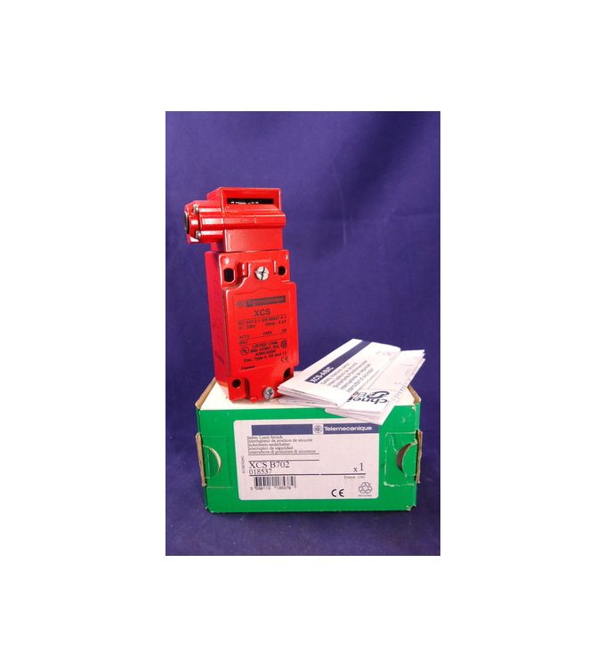 Telemecanique Sicherheits-Endschalter XCS B702 018537 OVP