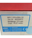 ASM Positionssensor WS1.1-375-420A-L10 NOV