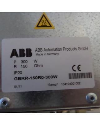 ABB Bremswiderstand GBRR-150R0-300W 300W/150Ohm OVP