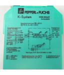 Pepperl+Fuchs Trennschaltverstärker KHD2-SR-Ex1P 26811S GEB