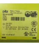Pilz Kontakterweiterungsblock PZE 5 24 V DC 4S1Ö 474910 OVP