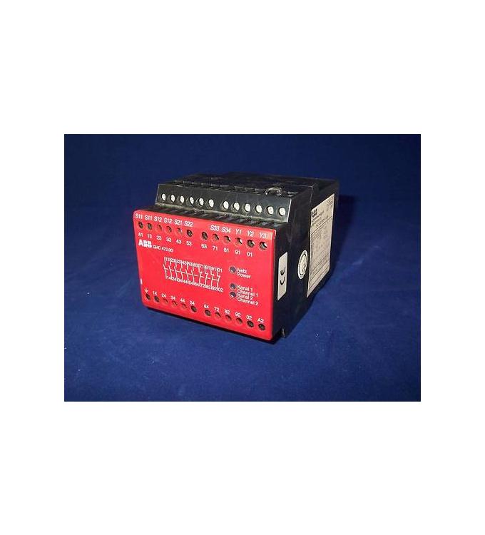 ABB Sicherheitsschaltgerät GHC4720001R0005 NOV